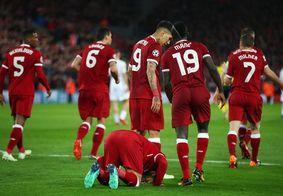 Liverpool chega a aproveitamento recorde de 97% na Inglaterra