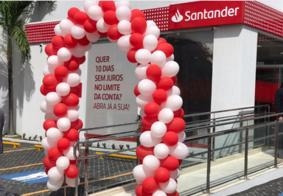 Banco Santander tem vagas de trabalho com salários de R$ 6.700
