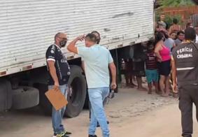 Caminhoneiro é baleado em tentativa de assalto na Grande João Pessoa