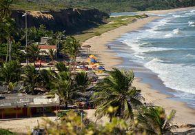 Praia do Sol, no litoral sul de João Pessoa