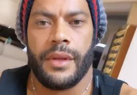 Hulk diz que é vítima de Fake News e desabafa: 'estão vendendo maldade sobre mim'; veja vídeo