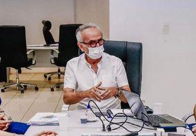 Cícero Lucena, prefeito de João Pessoa