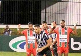 ABC ganha do Salgueiro e se recupera na Copa do Nordeste