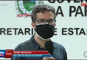 """""""Não usar máscara é suicídio"""", diz secretário de Saúde"""