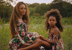 Aos 9 anos de idade, filha de Beyoncé ganha 1º Grammy