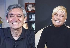 Xuxa volta à Globo para participar do Altas Horas com Serginho Groisman