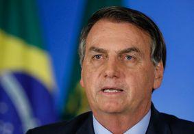 Bolsonaro afirma que Moro aceitaria demissão de Valeixo após indicação para o STF