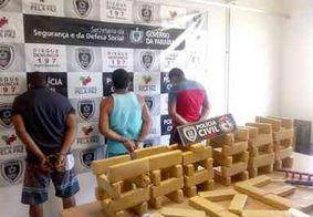 Família alega que prisão de homem com 70 kg de drogas em Gramame foi por engano