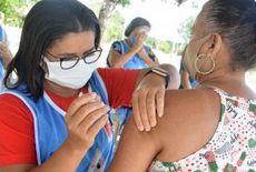 João Pessoa continua vacinação de trabalhadores da educação nesta terça (18)