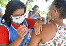 João Pessoa vacina trabalhadores da educação e pessoas com comorbidades nesta sexta (21)