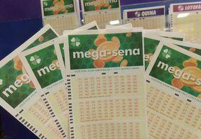 Ninguém acerta a Mega-Sena e prêmio acumula em R$12 milhões