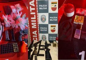 Preso em João Pessoa grupo suspeito de matar três mulheres em Pitimbu