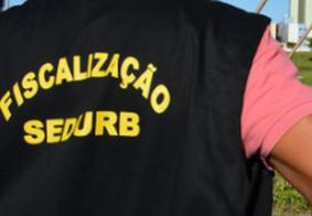 Sedurb abre sindicância para apurar conduta de agentes com vendedor de frutas, em João Pessoa