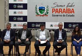 Governador da PB abre ano letivo em rede estadual de ensino e fala sobre novo edital de concurso público