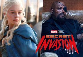 Invasão Secreta | Emilia Clarke, de 'Game of Thrones', se junta ao elenco da série da Marvel