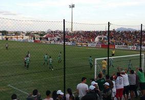 Em partida sem muitas chances claras, Nacional e Treze empatam sem gols