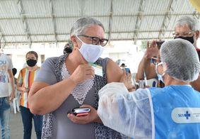 Covid: veja quem pode se vacinar neste domingo (16) em Campina Grande