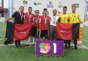 Paraíba conquista 1º lugar do Norte/Nordeste nas Paralimpíadas