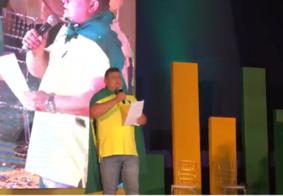 Em convenção, Wallber Virgolino oficializa candidatura à Prefeitura de João Pessoa
