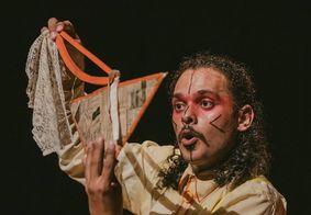 Ator é morto a facadas no Centro Histórico de João Pessoa