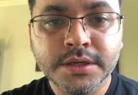 Vídeo: Berg Lima diz que STJ anulou processo criminal sobre vídeo envolvendo suposta propina