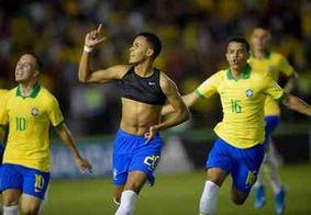 Brasil leva dois gols, mas vira contra a França e vai à final no Mundial Sub-17