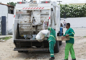 Limpeza Urbana João Pessoa