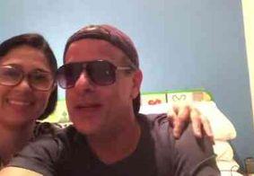 Filho de Roberto Carlos enfrenta o câncer pela terceira vez