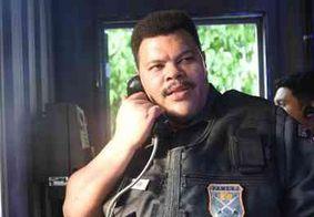 Babu Santana ganha papel de policial durão em novela das sete