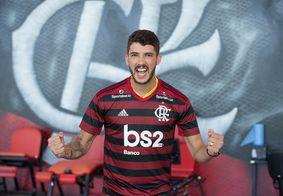 Diagnosticado com Covid-19, Gustavo Henrique vira desfalque no Flamengo