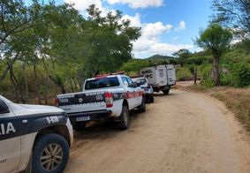Identificados os corpos de trio sequestrado em área indígena na PB