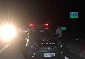 Ciclista morre atropelado na BR 101