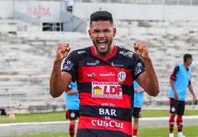 Fábio Lima foi o nome do Campinense na partida