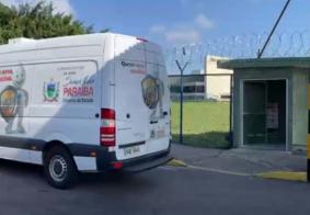 Paraíba recebe mais 53,4 mil doses de vacina contra a Covid-19
