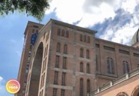 Apresentador mostra 9 curiosidades sobre a Catedral de Nossa Senhora Aparecida