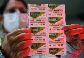 Três pacientes morrem após nebulização com cloroquina