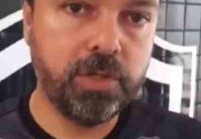 Alexandre Cavalcanti é eleito presidente do Botafogo-PB