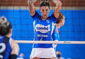 Melhor jogadora do Brasil, Thaisa se aposenta da seleção de vôlei