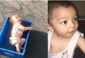 Foto de bebê perdido no Afeganistão viraliza; pais procuram filho