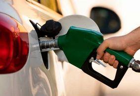 Gasolina é reajustada em mais de 7,5%