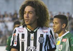 Jogador do Treze sofre acidente a caminho da Paraíba para reapresentação no clube