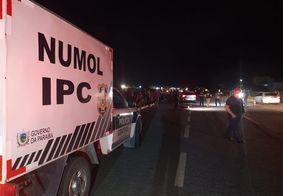 Jovem morre após ser atropelada na BR-230, em Cabedelo