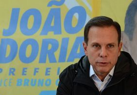 João Doria cumpre agenda na Paraíba