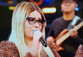 Volta de Marília Mendonça à TV, após se tornar mãe, coloca Faustão no topo do Twitter; veja