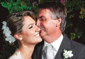 Bolsonaro e Michelle relembram época que se conheceram