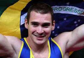 Arthur Zanetti é prata nas argolas no Mundial de ginástica de Doha
