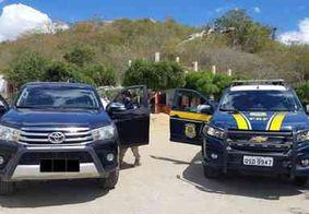 Homem é preso com caminhonete clonada avaliada em R$ 100 mil na PB