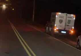 Suspeito é morto enquanto assaltava família na PB-008, diz polícia
