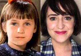 Veja como está atualmente o elenco do filme 'Matilda'