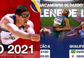 Veja a agenda com atletas paraibanos nesta segunda-feira (2) em Tóquio